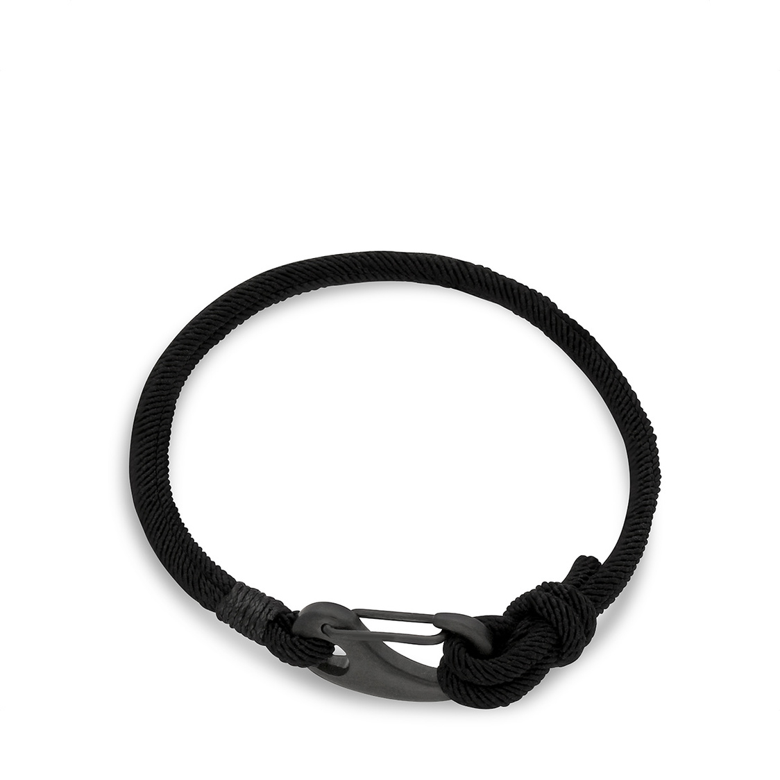 Ron Bracelet - Black Rope
