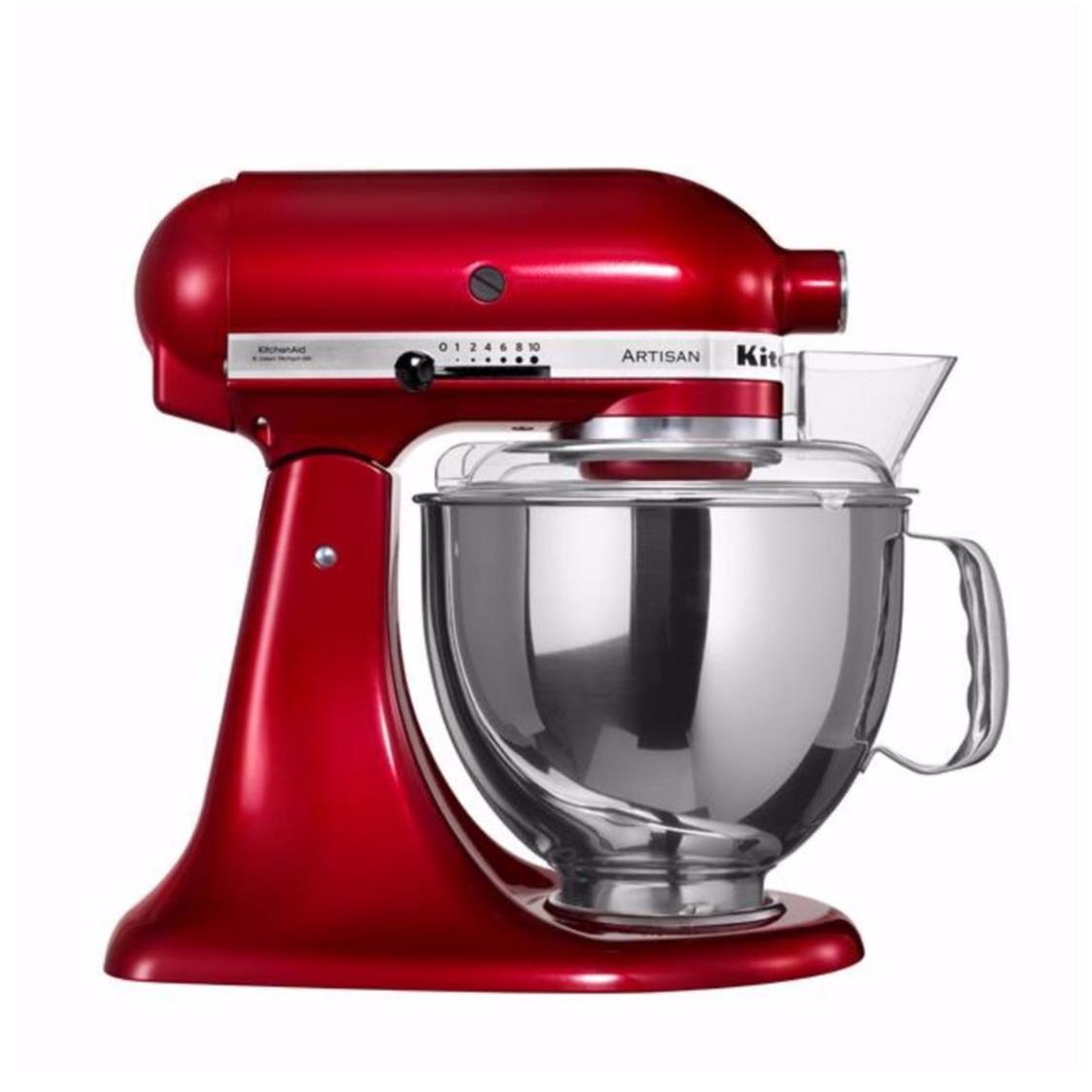 KitchenAid Artisan Series Tilt-Head Stand Mixer 5KSM150PSBCA