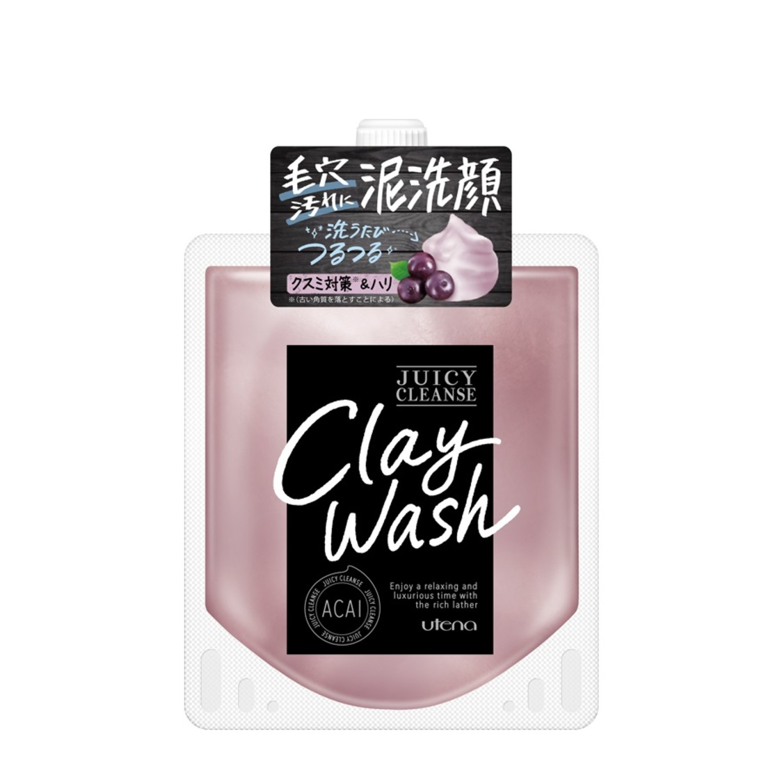 Juicy Cleanse Facial Wash Acai 110g