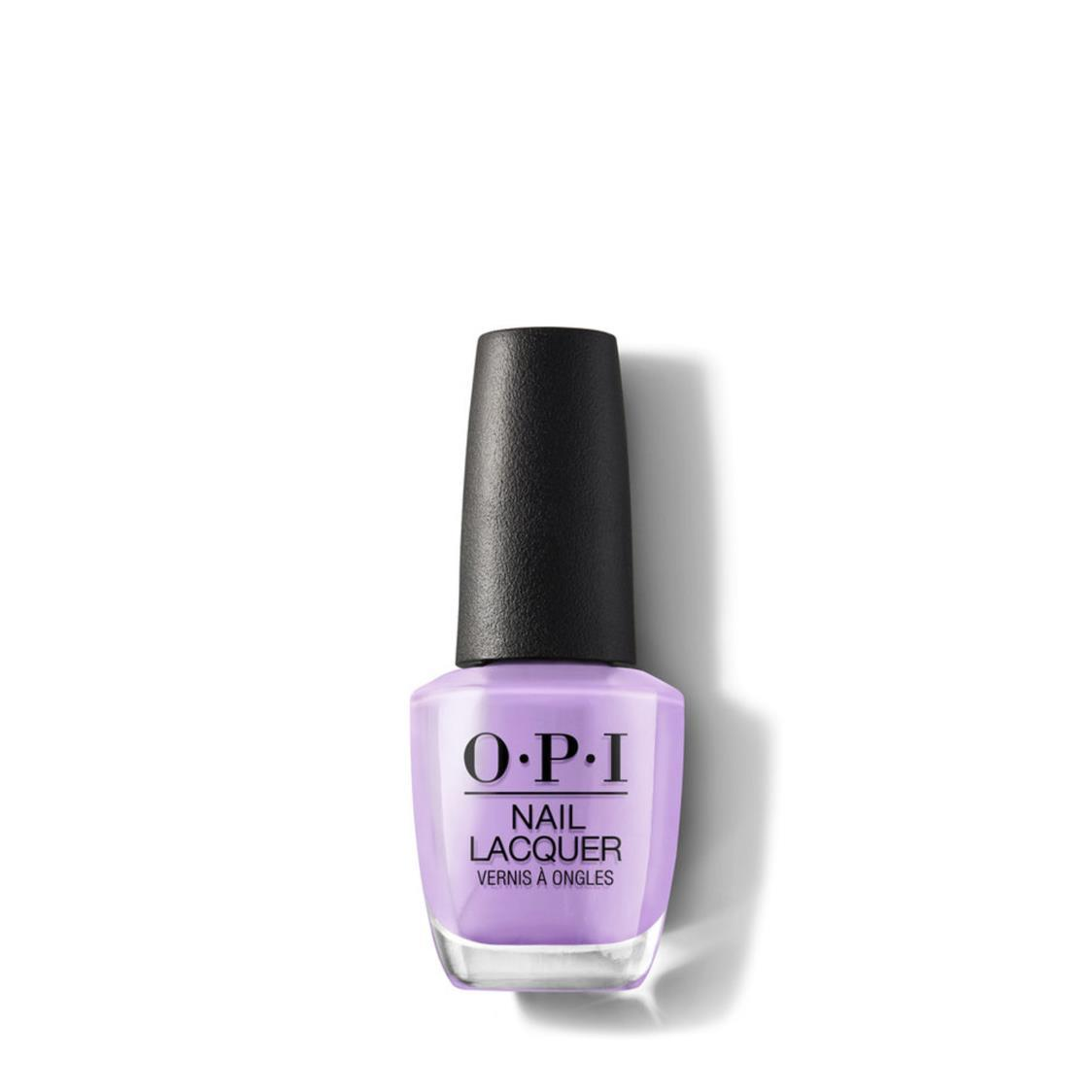 OPI Nail Lacquer Do You Lilac It