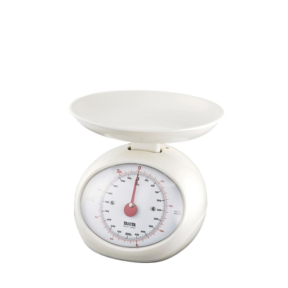 Mechanical Kitchen Scale White 1401