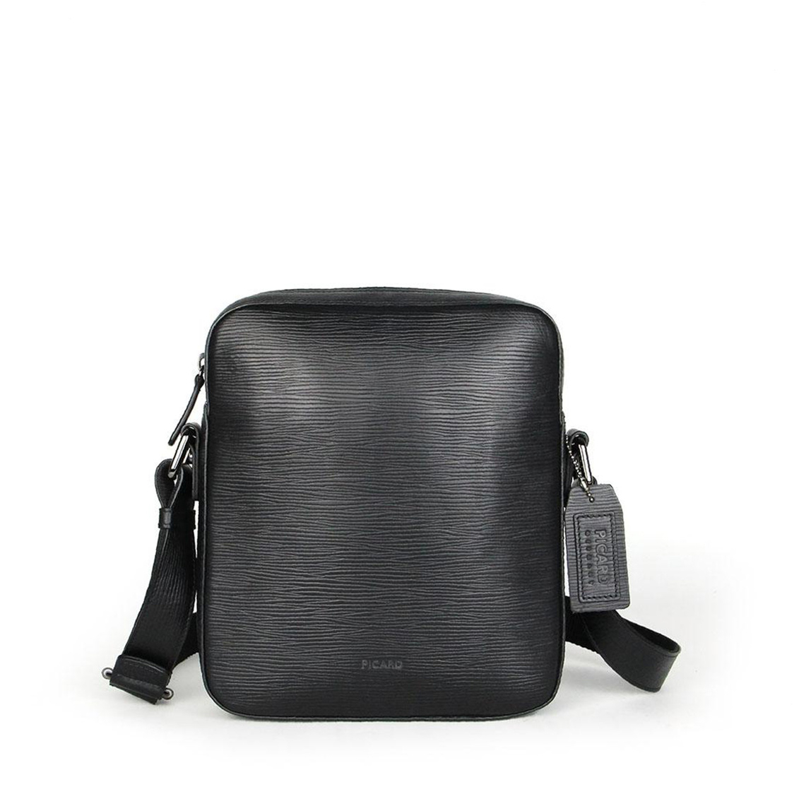 Porjus Shoulder Bag in Black