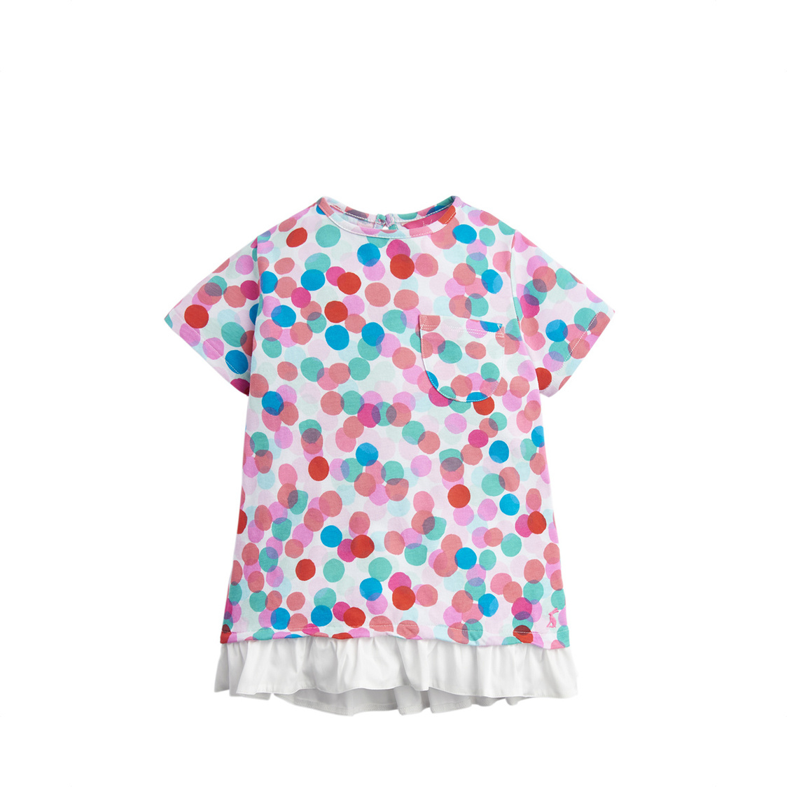 Lulabelle Jersey Printed T-Shirt 1-6 Yr Multi Fairy Spot