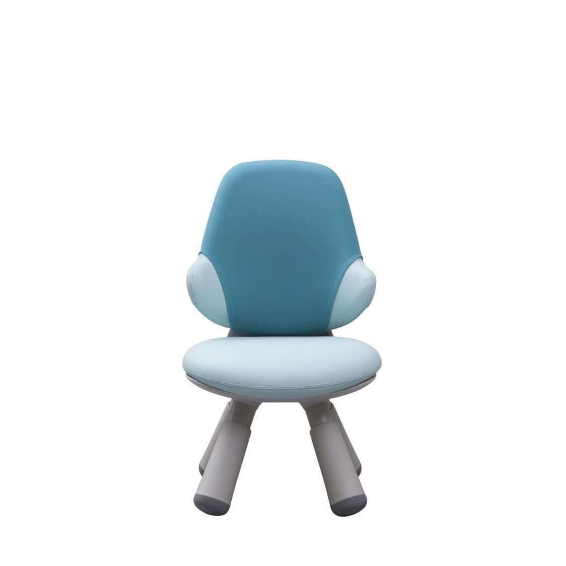 Wing Kids Chair Pastel Blue