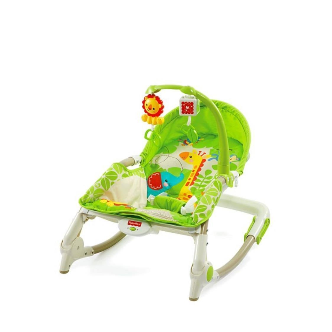Newborn-to-Toddler Rocker Rainforest BCD30