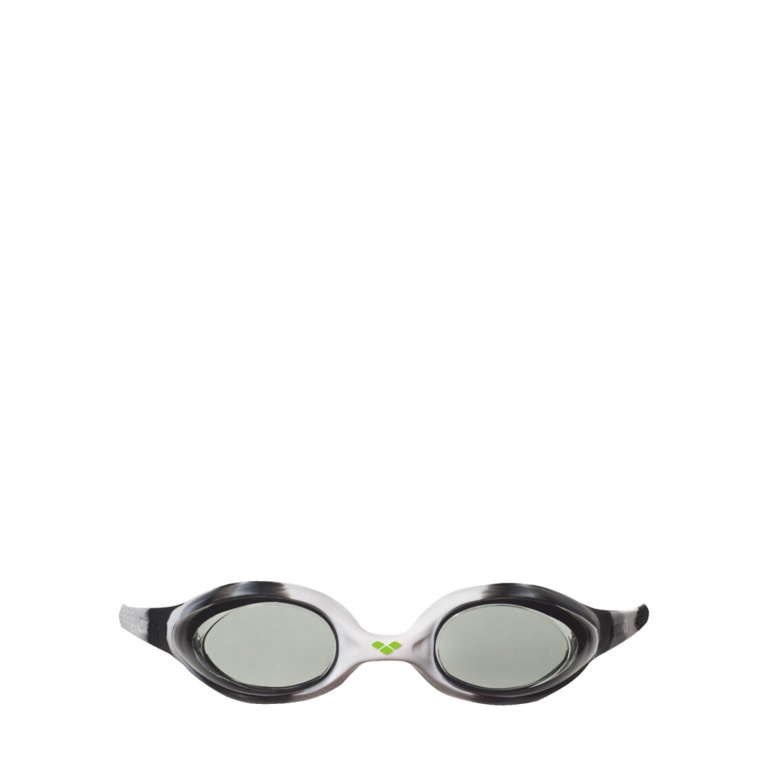 Arena Junior Mirror Goggle 6 to 12 Years Old Black Silver KGAGG410JM