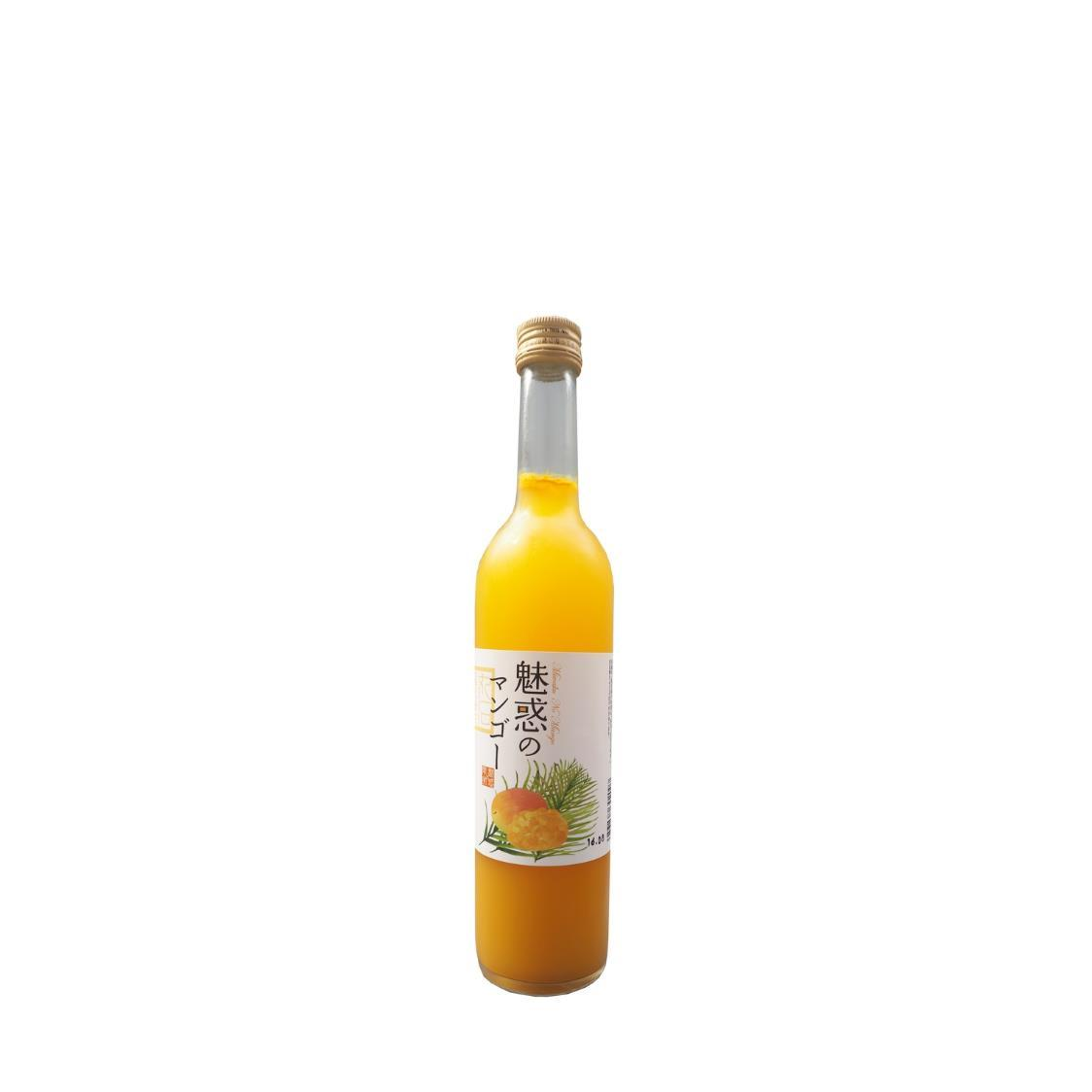 Miwaku No Mango Sake 500ml