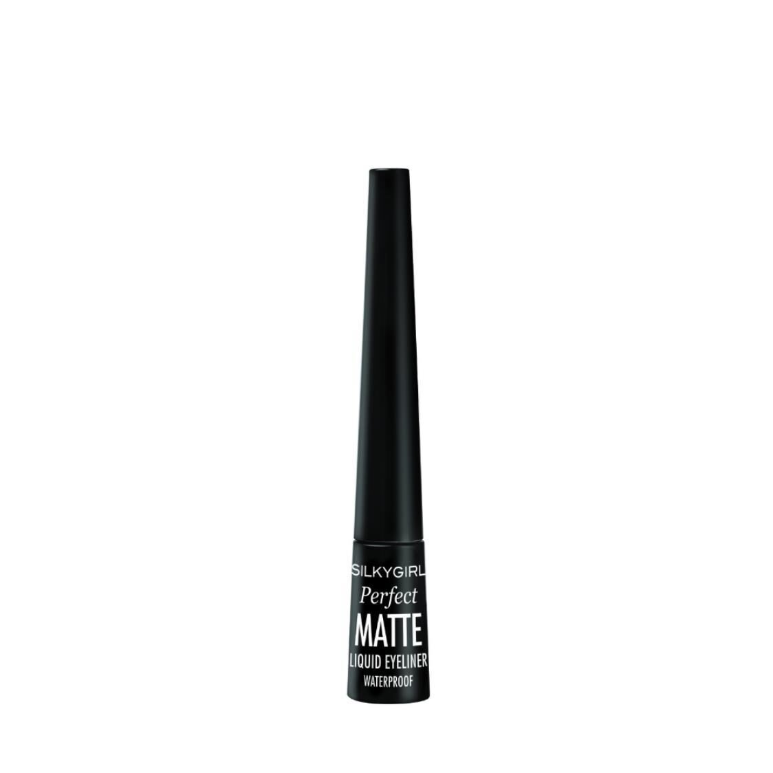 Perfect Matte Liquid EyeLiner Matte Black