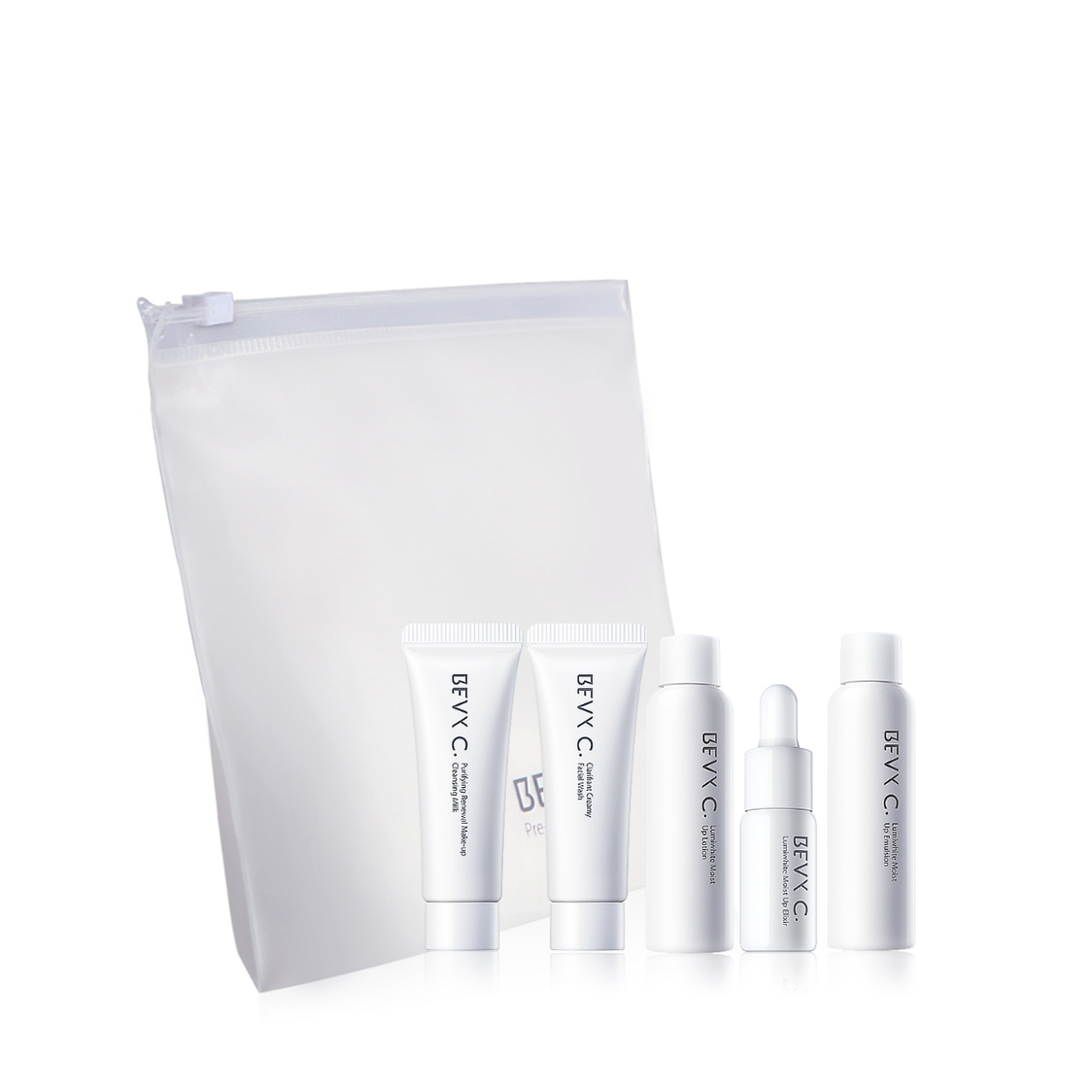 Lumiwhite Moist Travel Kit