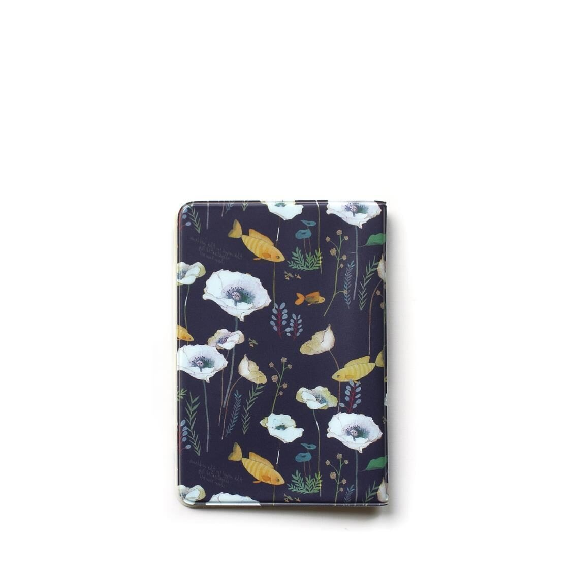 Willow Soft Passport Cover Navy