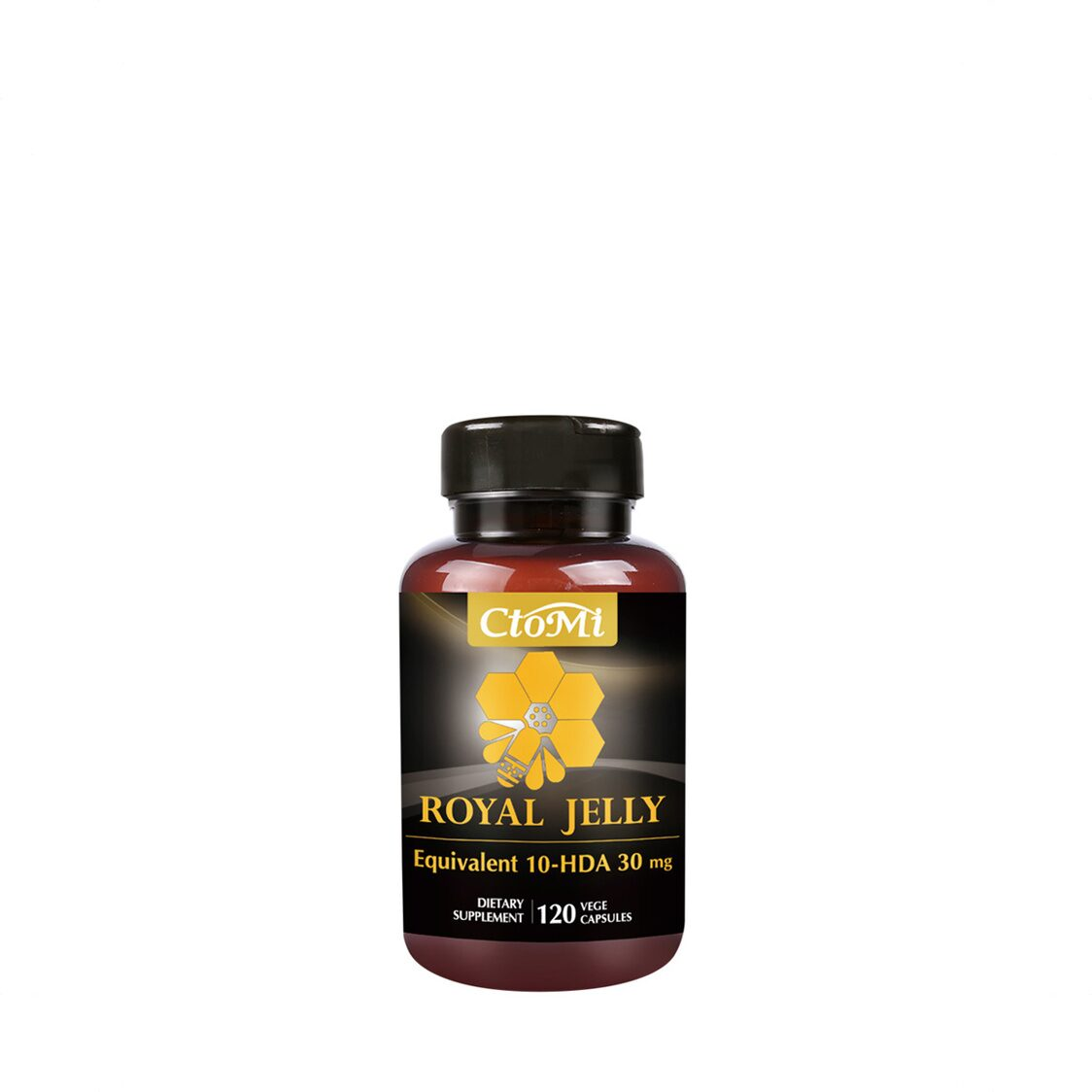 Royal Jelly 120 Capsules