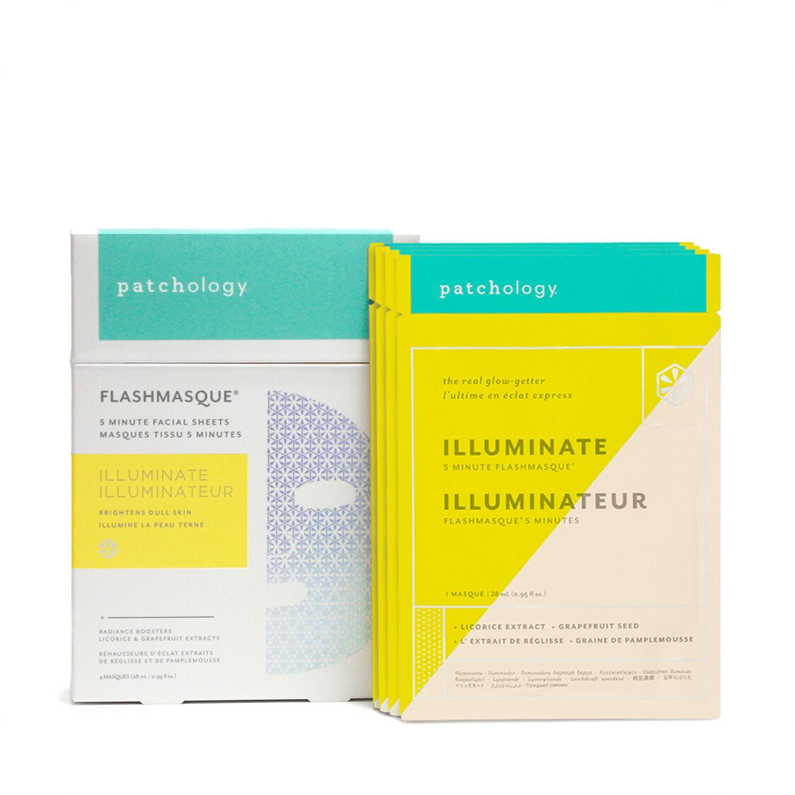 Flashmasque Illuminate - 4-Pack