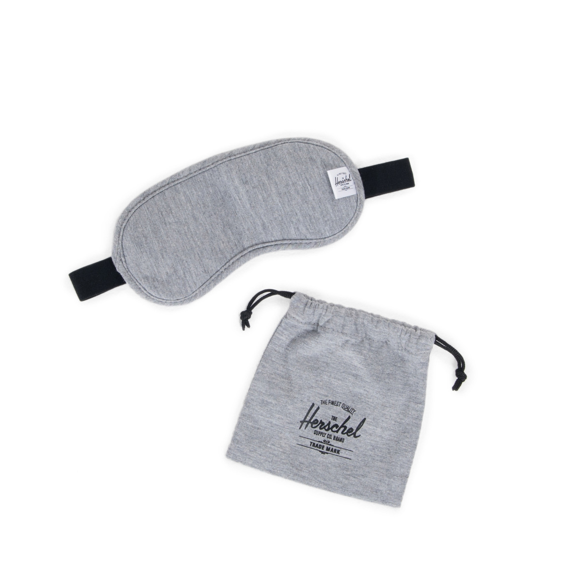 Eye Mask Heathered Grey 10543-02256-OS