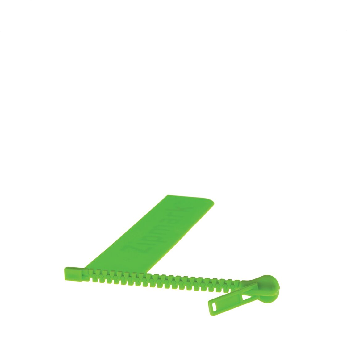 Zipmark Zipper Bookmark Green