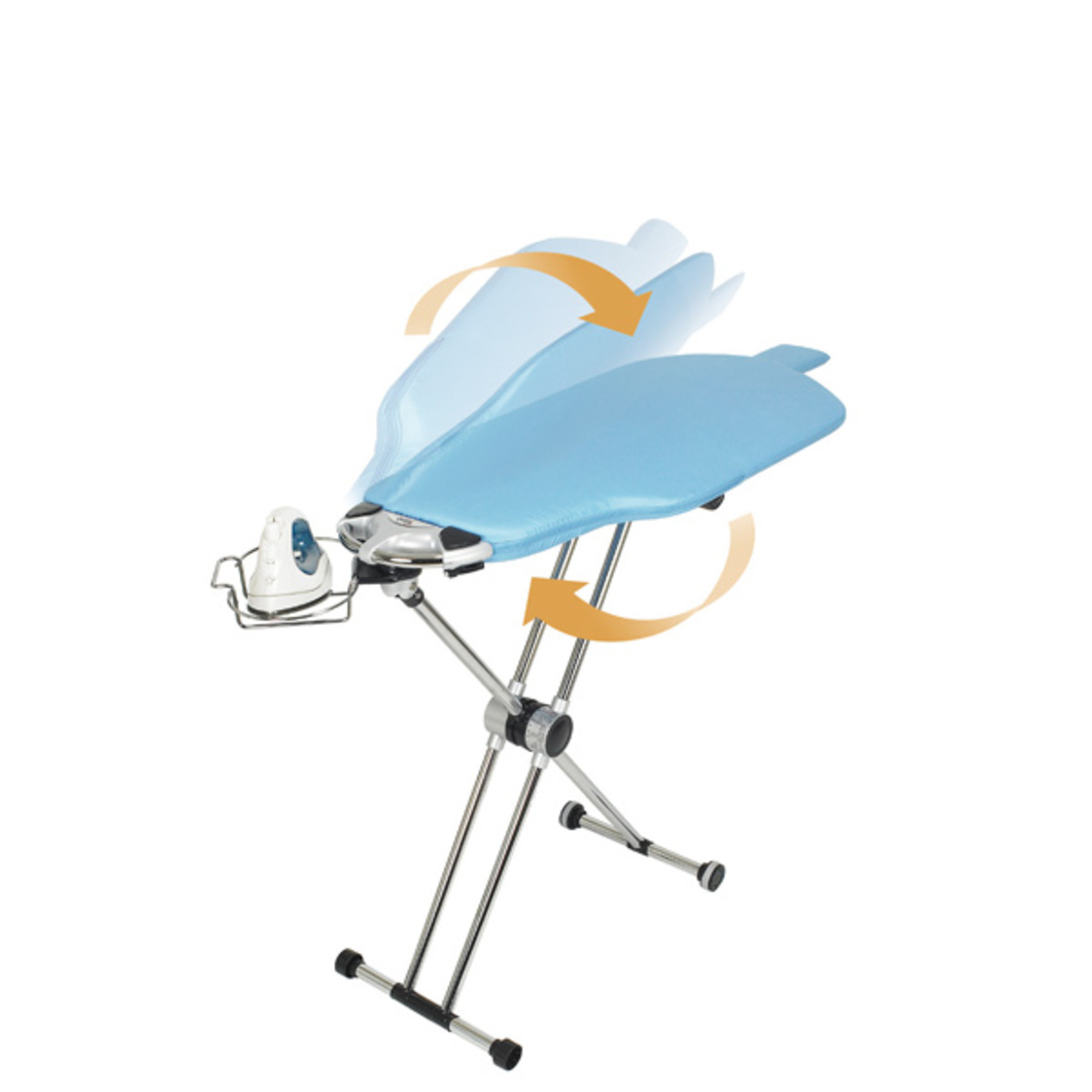 Rotational Ironing Board with Wheels EZ71