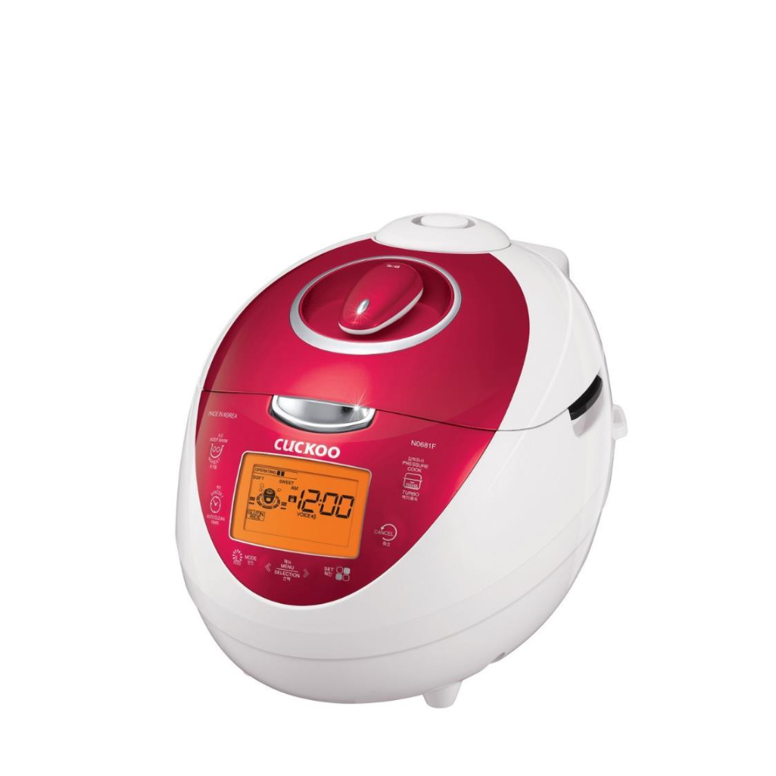 High Pressure Rice Cooker 1L CRP-N0681F