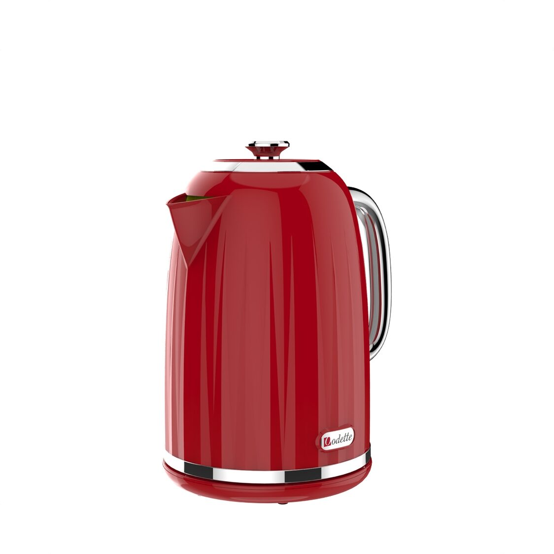 17L Retro Design Electric Kettle Red WK8512