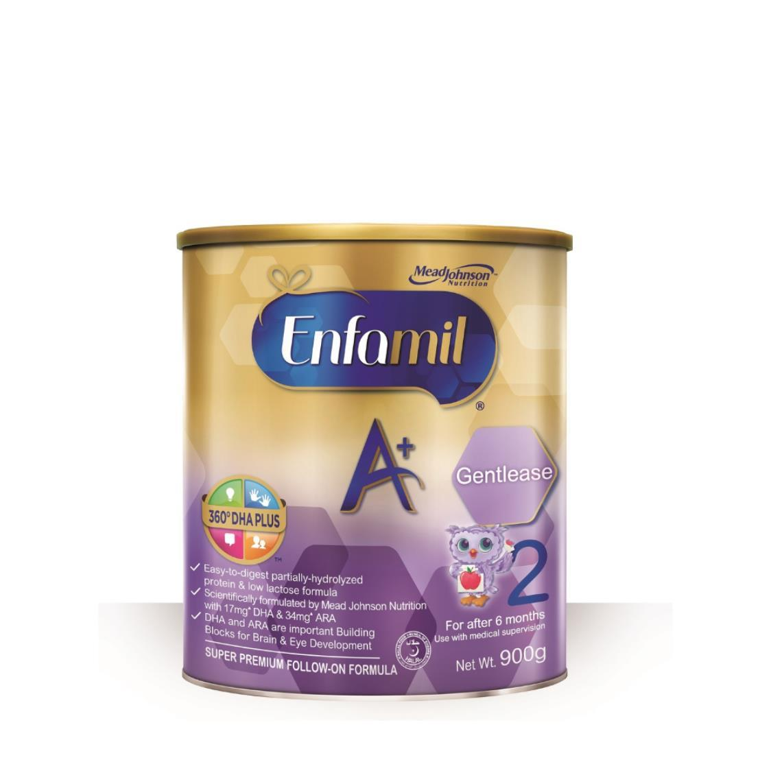 Enfamil A Gentlease Stage 2 900g Metro Department Store Frisolac Gold 900gr