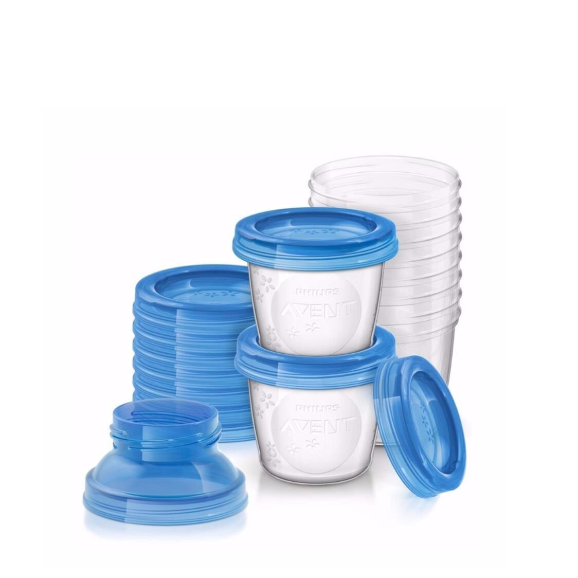 Philips Avent Via Storage Container