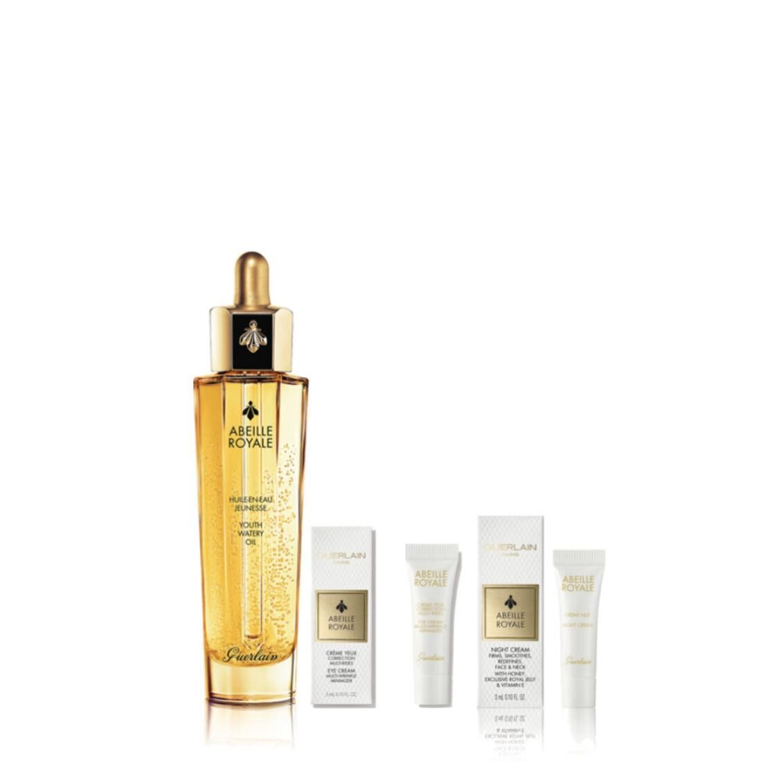 Guerlain Abeille Royale Youth Watery Oil 50ml inclusive of 2pc gift worth 255