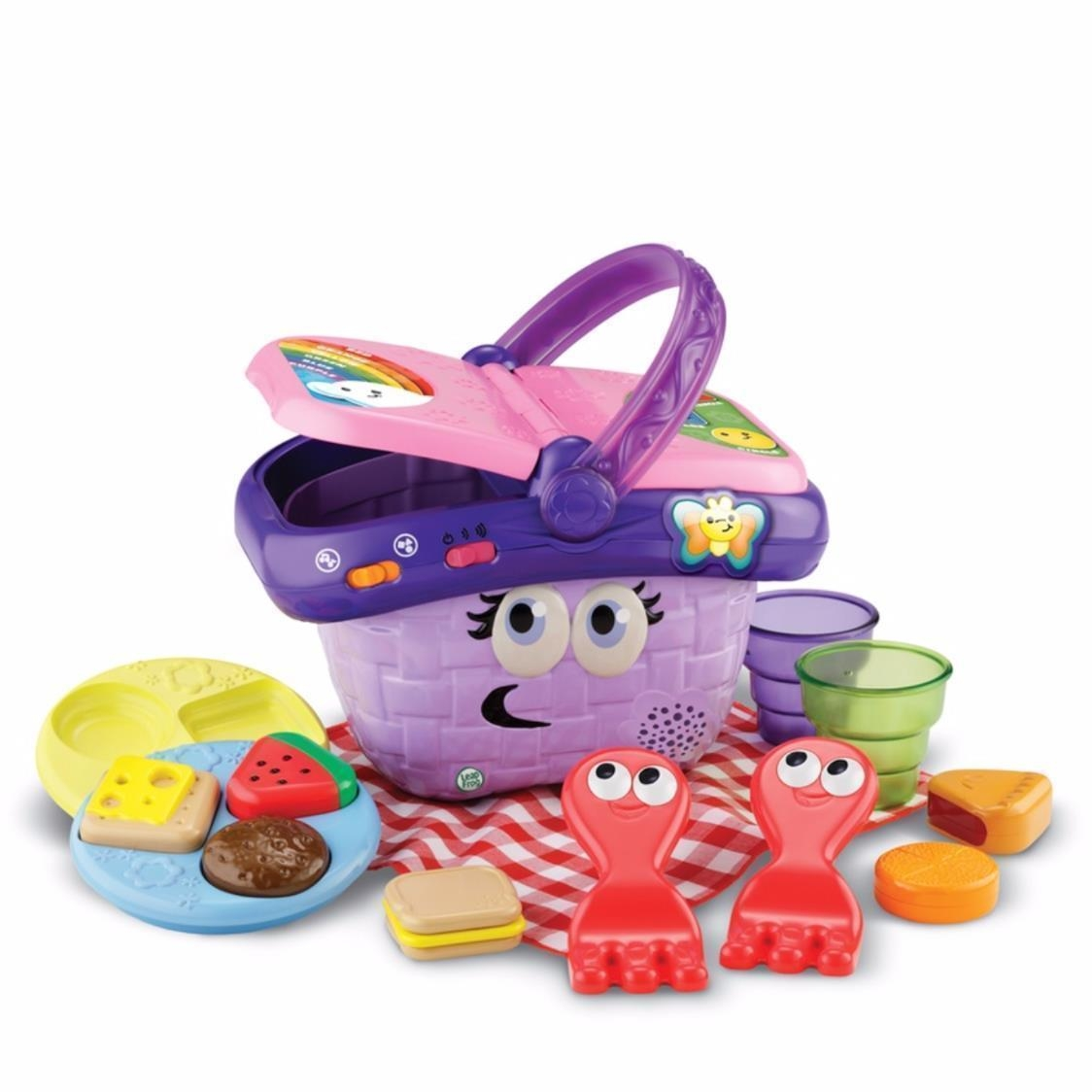 Shape  Sharing Picnic Basket