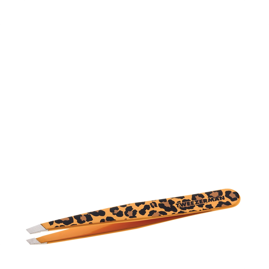 Slant Tweezer Leopardprint