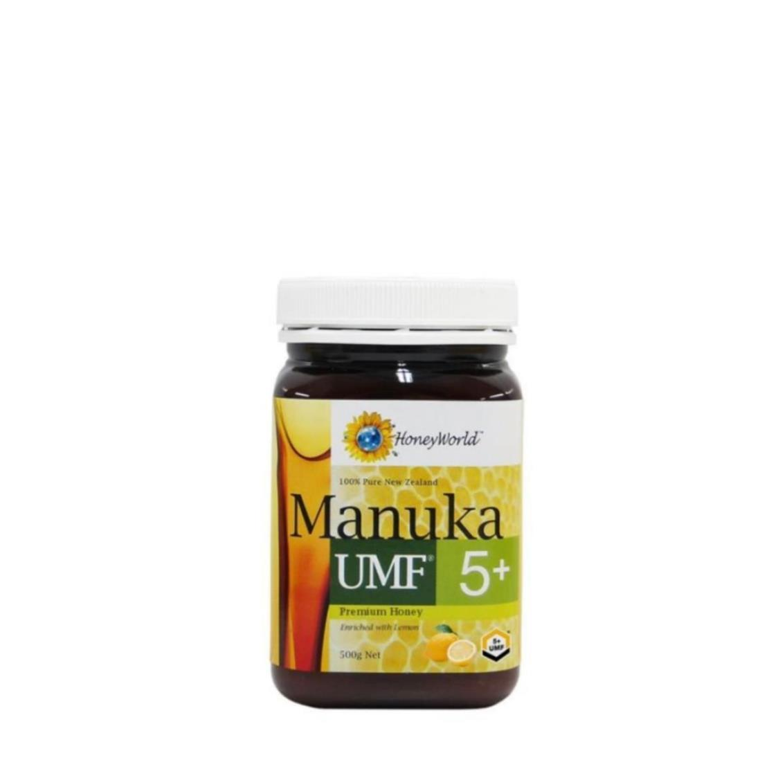 Lemon Enriched Manuka Umf  5