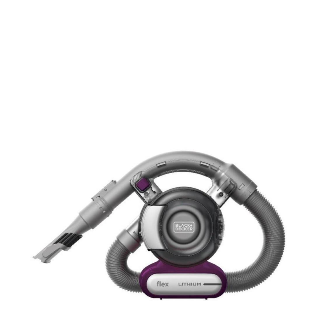 108V Li-ion FLEXI Dustbuster Vac PURPLE