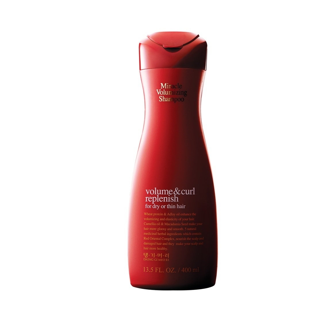 Miracle Volumizing Shampoo 400ml