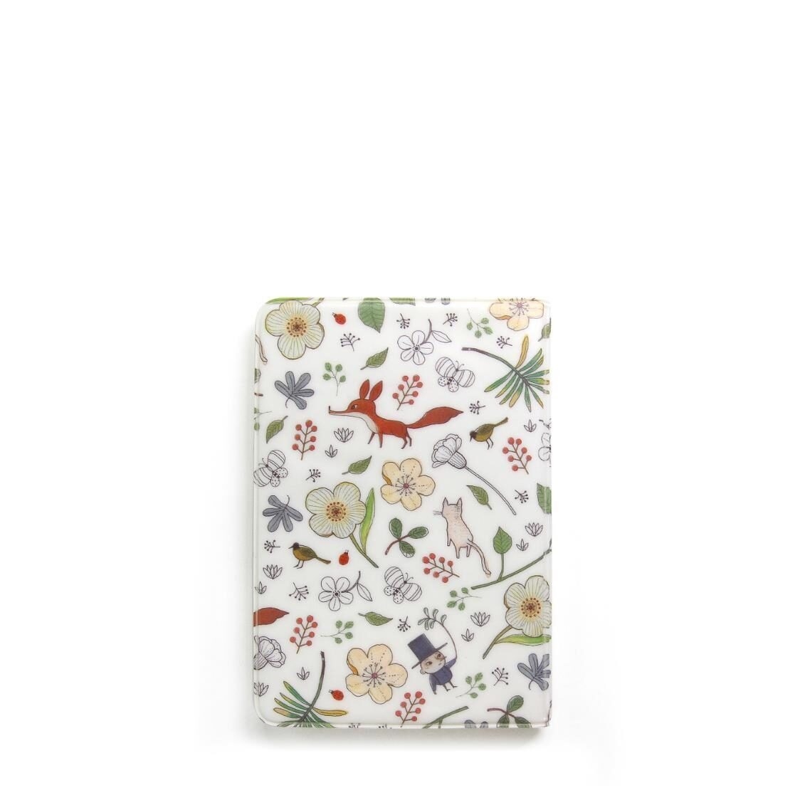Willow Soft Passport Cover White