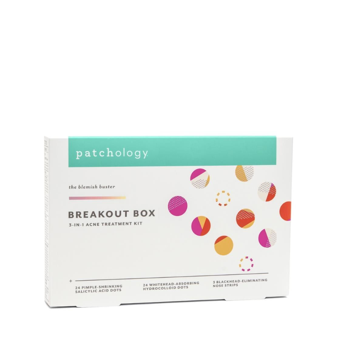 Breakout Box 3-In-1 Acne Tmt Kit