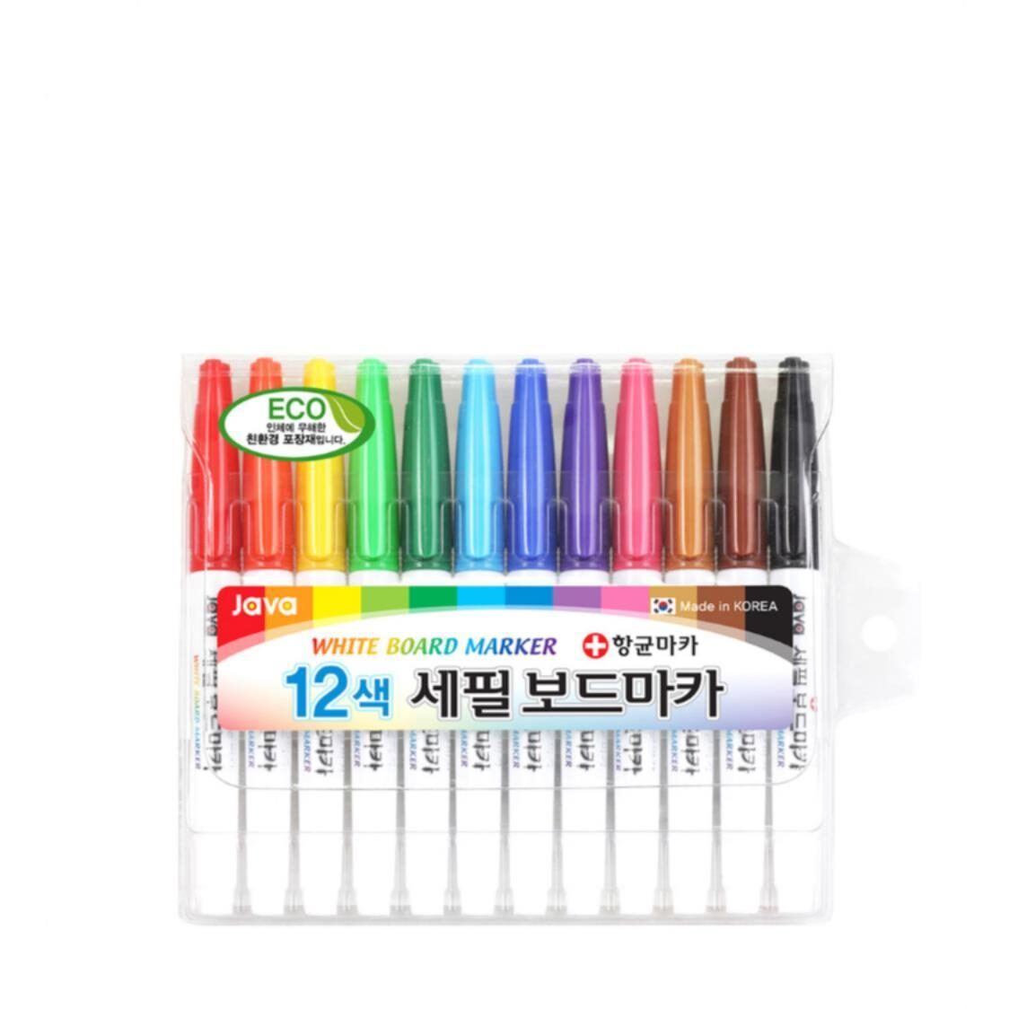 Java Pen Fine Whiteboard Marker Antibacterial