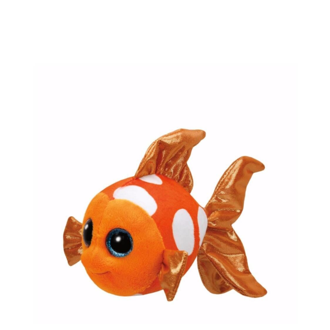 Beanie Boos Sami Orange Fish Reg