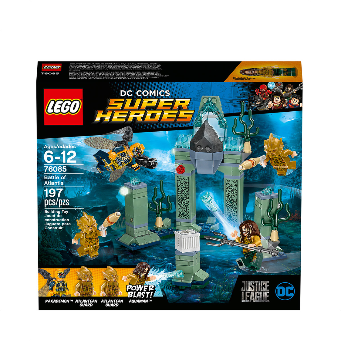 Battle Of Atlantis 76085