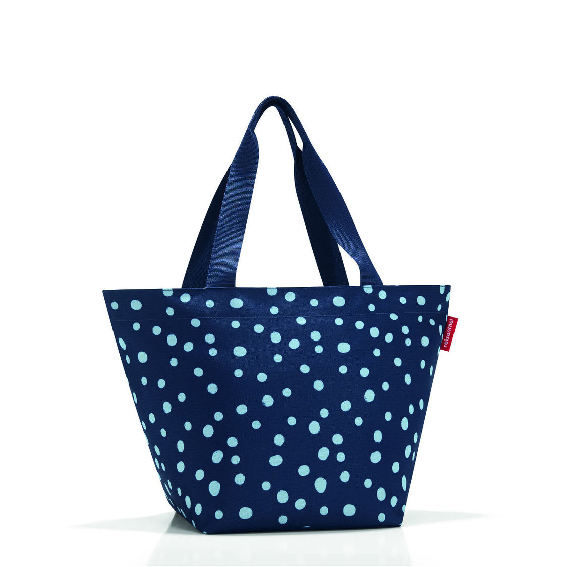 Shopper M Spot Navy