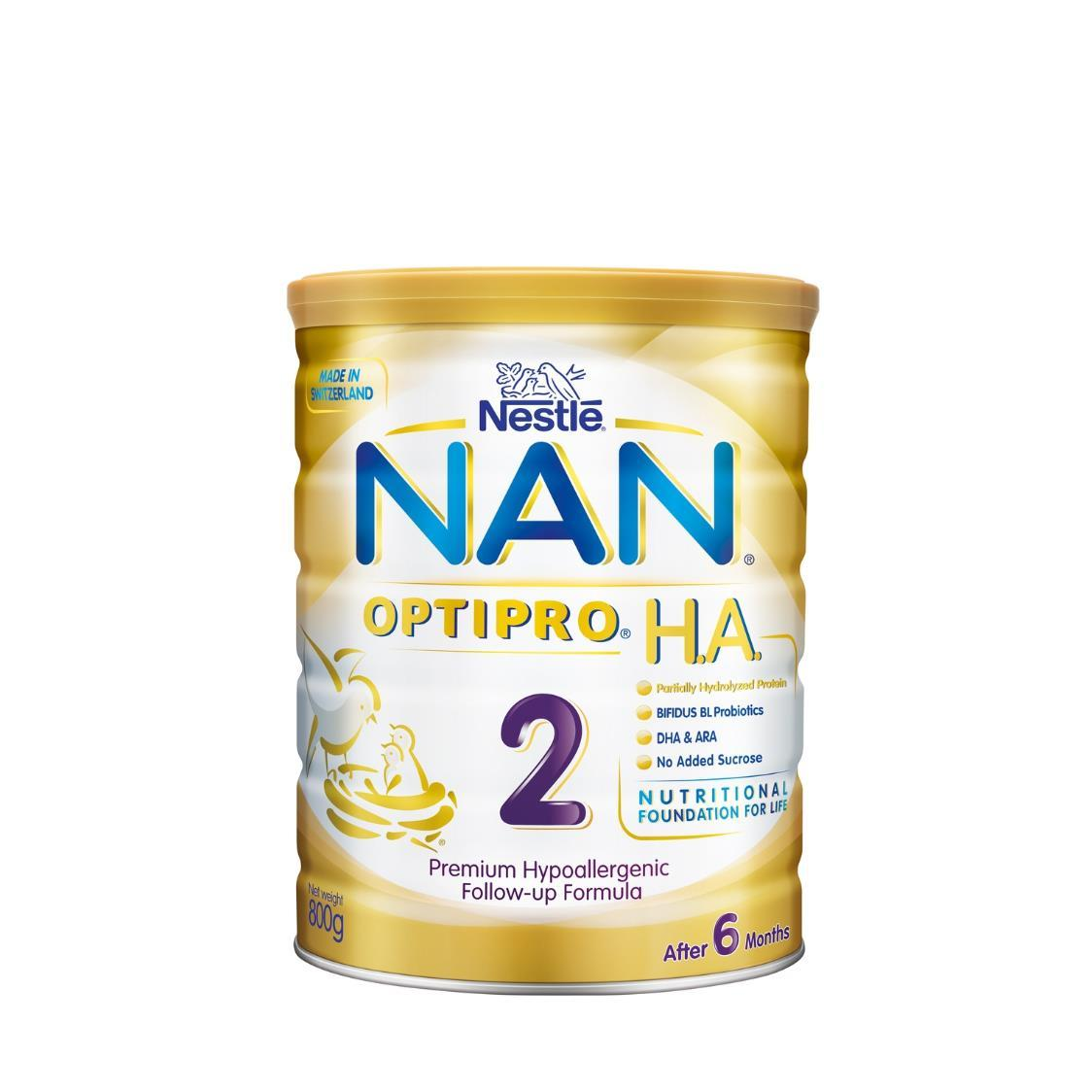 Nestle NAN OPTIPRO HA 2