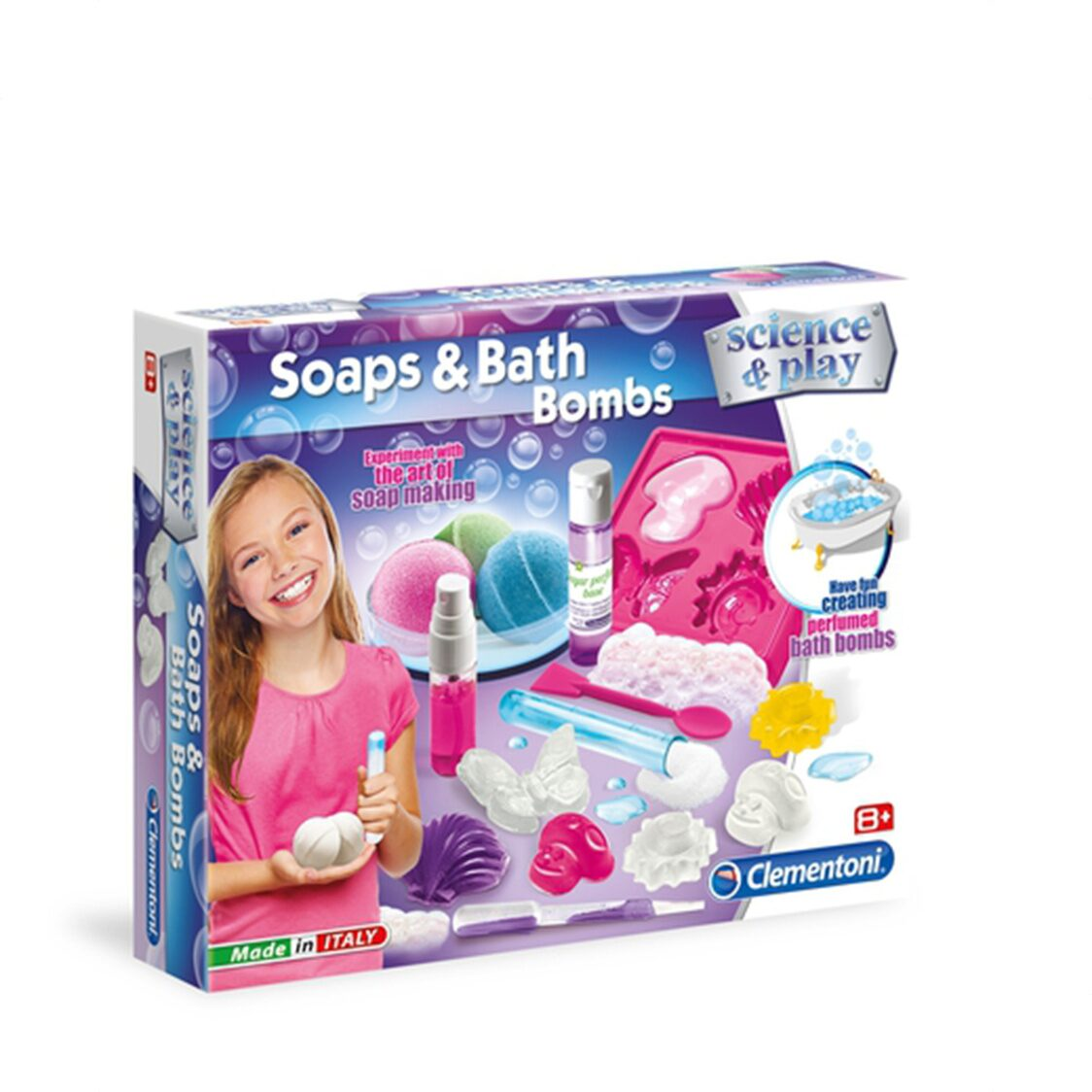 Soaps  Bath Bombs