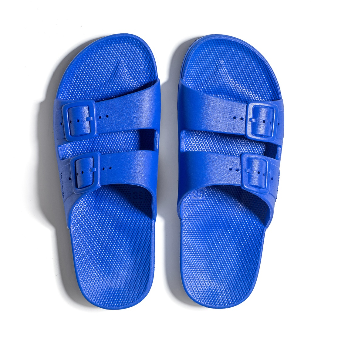 Freedom Slippers Blue