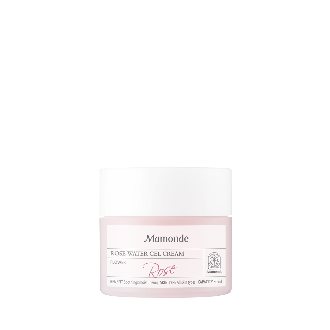 Rose Water Gel Cream 80ml