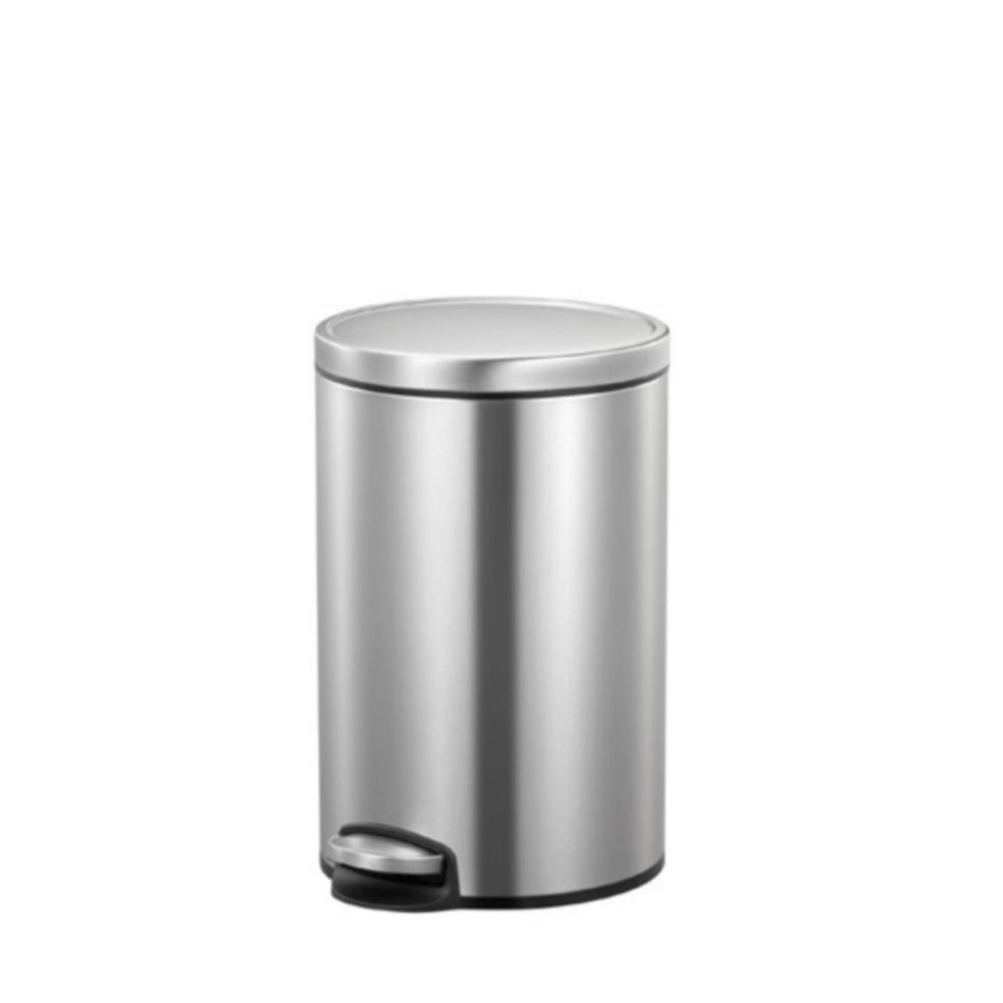 Step Bin With Soft Closing Lid