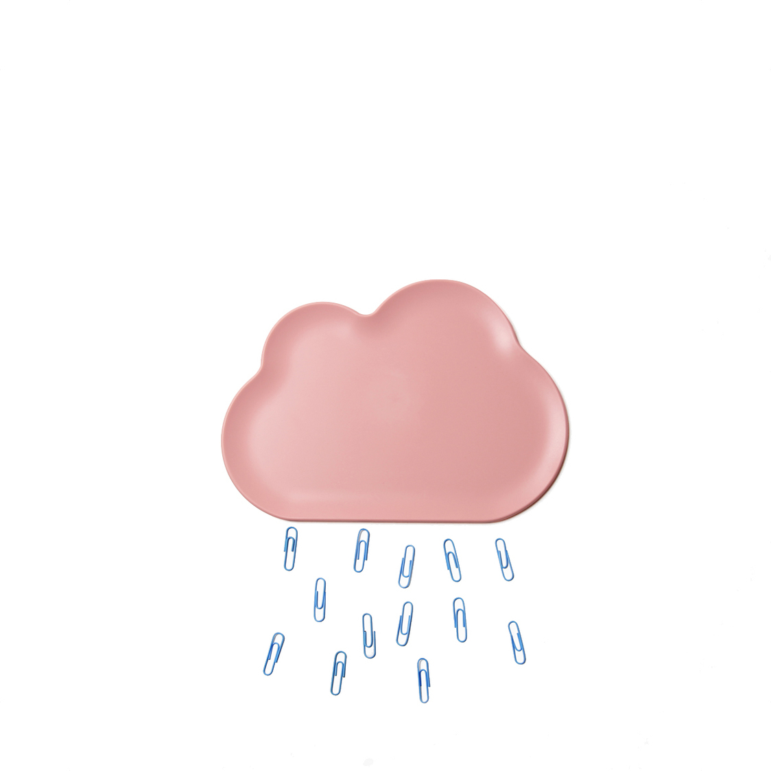 Cloud Tray Pink