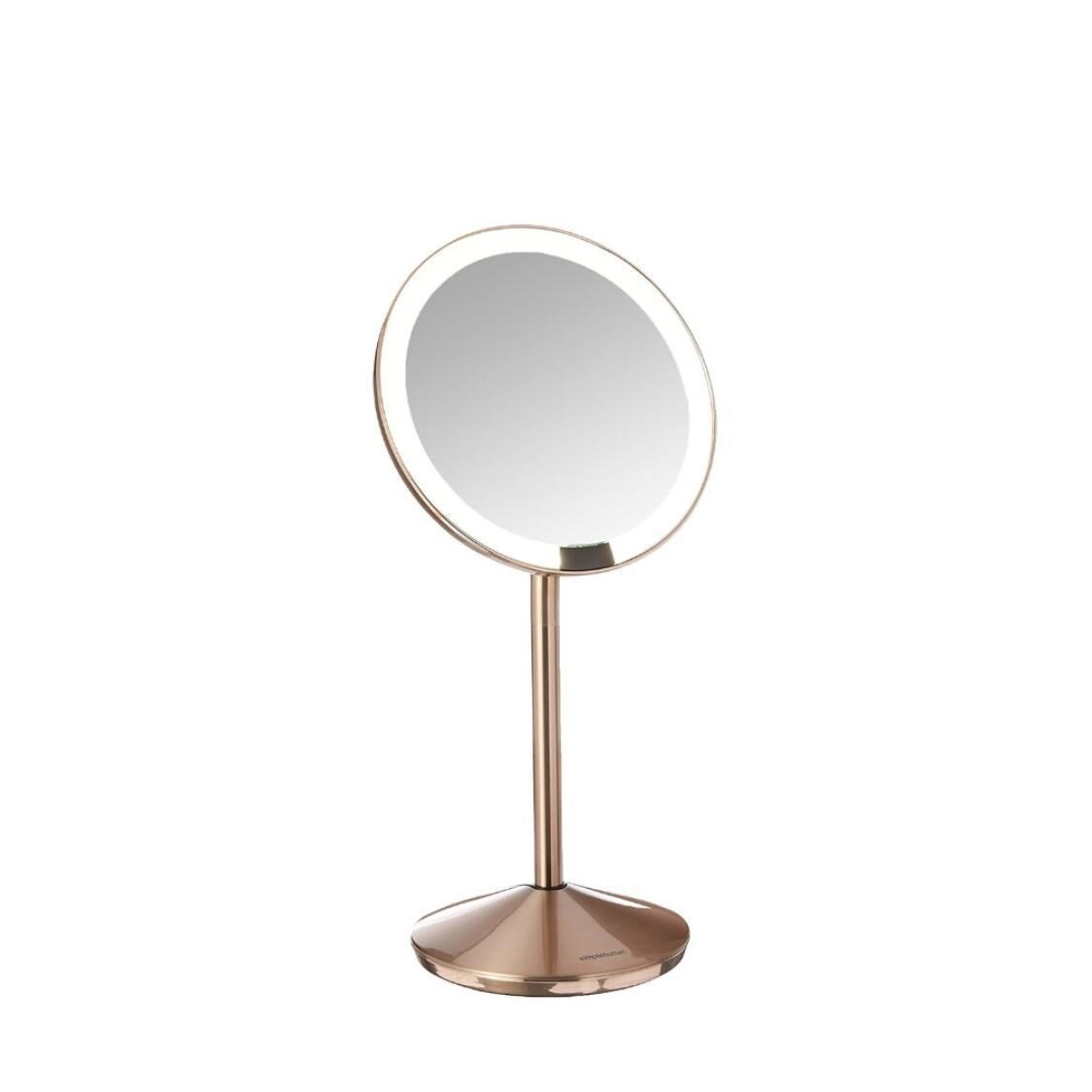 Mini Sensor Mirror 5 Round Rose Gold