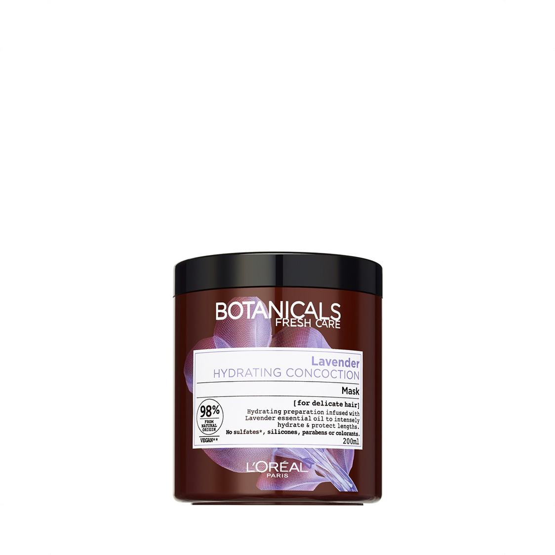 Botanicals Lavender Soothing Mask 200ml