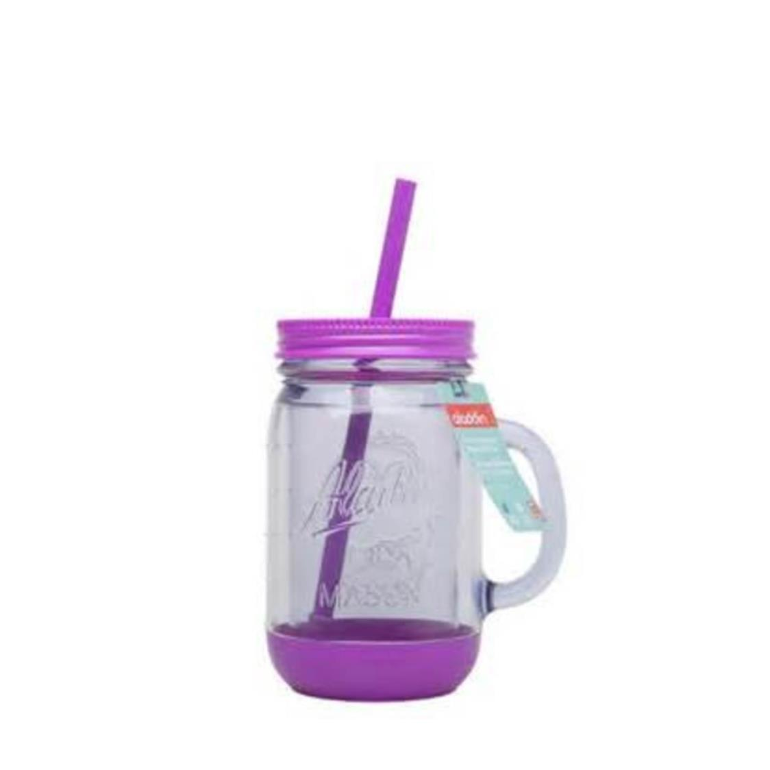 Perfect Tumber With Lid Graphic Purple 12Oz 1538-MT
