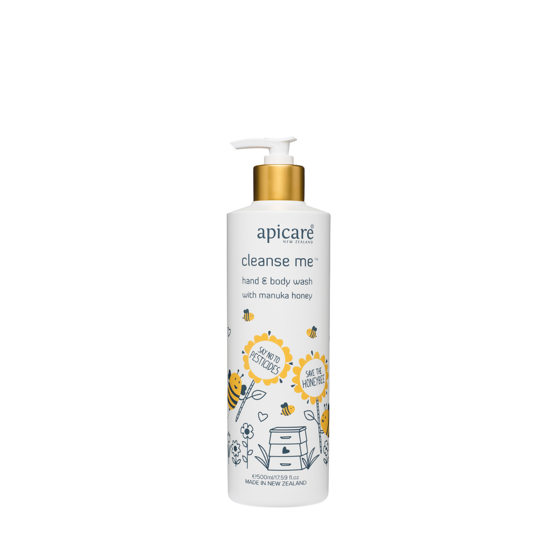 Cleanse Me Hand  Body Wash 500ml