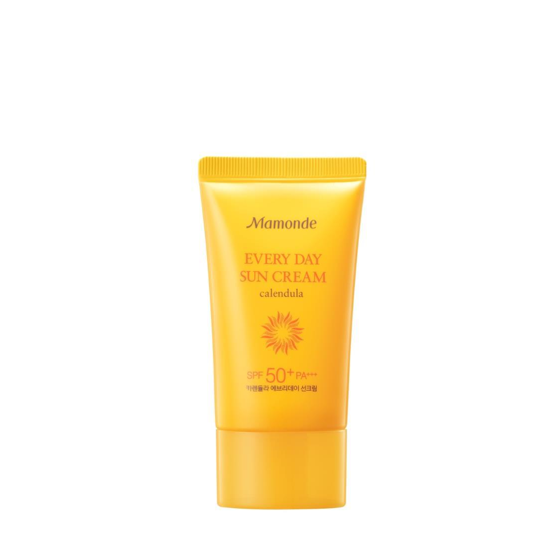 Calendula Everyday Sun Cream SPF50PA 50ml
