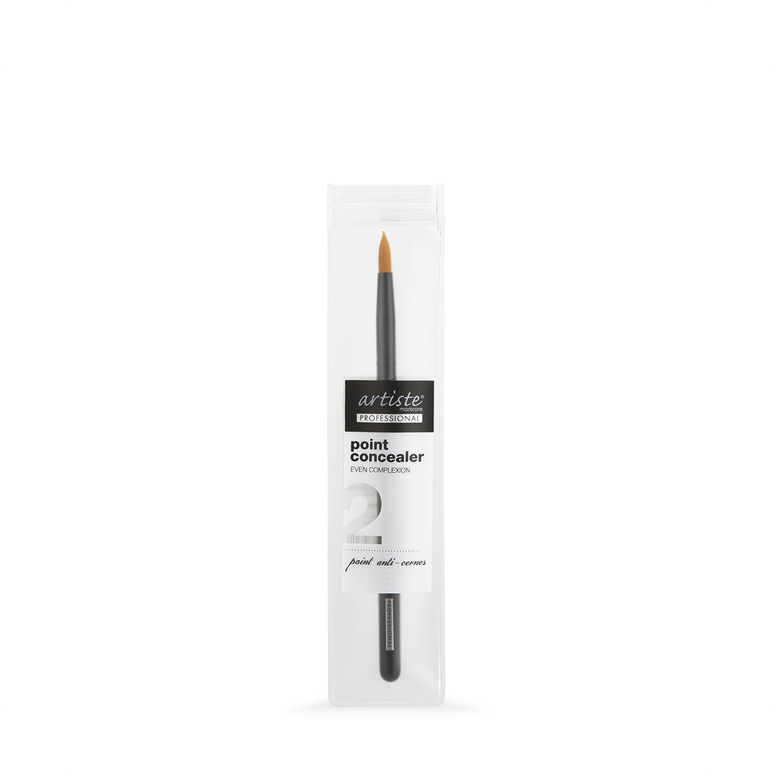 Artiste Point Concealer Brush 2