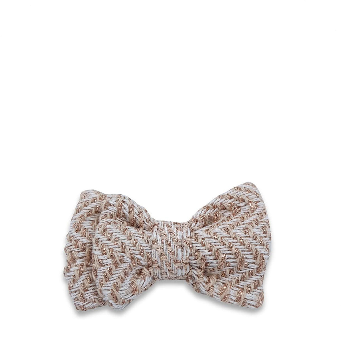 Tweed Bowtie Flash