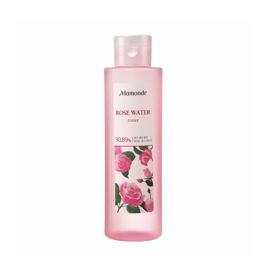 Rose Water Toner 500ml