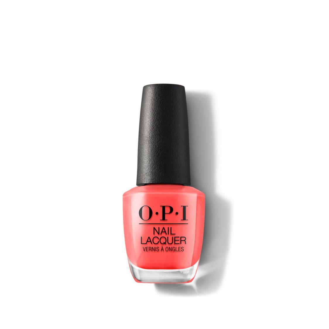 Nail Lacquer Hot  Spicy 15ml